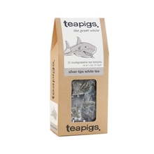 teapigs Silver Tips White - 15 Tea Bags (outlet)
