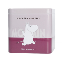 TEA OF THE MONTH: Teministeriet - Moomin Black Tea Mulberry - Loose Tea 100g