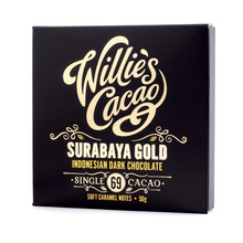 Willie's Cacao - 69% Surabaya Gold Indonesian 50g