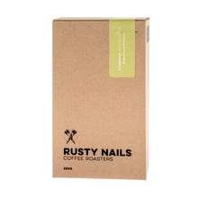 Rusty Nails - Ethiopia Warquee