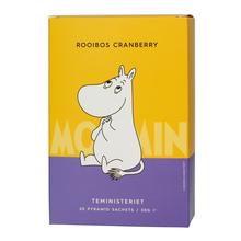 Teministeriet - Moomin Rooibos Cranberry - 20 Tea Bags