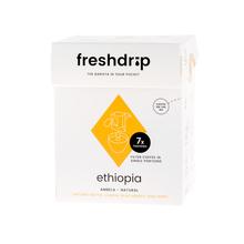 Freshdrip - No.3 Ethiopia Ambella - 7 Sachets