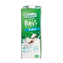 Natumi - Rice-Coconut Unsweetened Glutenfree Drink 1L