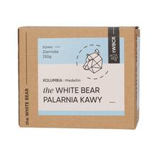 The White Bear - Colombia Medellin Espresso