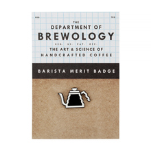 Department of Brewology - Kettle Pin