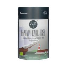 Just T - Captain Earl Grey - Loose Tea 80g