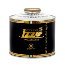Izzo Gold 100% Arabica 1kg Can (outlet)