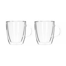 Bodum Bistro Jumbo Double-wall Mugs - 300 ml - 2 pieces
