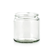 Comandante Bean Jar - Clear Glass