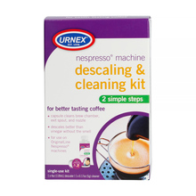 Urnex - Nespresso Descaling & Cleaning Kit