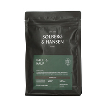 Solberg & Hansen - Half & Half Espresso 250g (outlet)