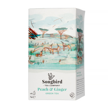 Songbird - Peach & Ginger - Loose Tea 75g