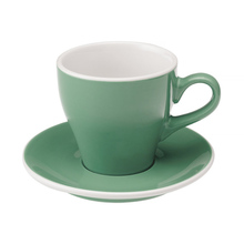 Loveramics Tulip - Cup and saucer - Cafe Latte 280 ml - Mint