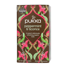 Pukka - Peppermint & Licorice BIO - 20 Tea Bags