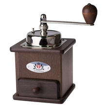 Zassenhaus Brasilia Grinder - dark stained