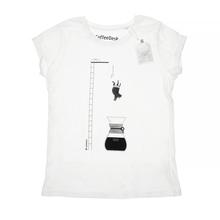 Coffeedesk Chemex Women's White T-shirt - L