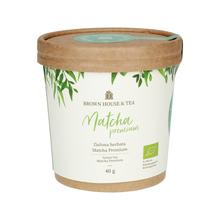 Brown House & Tea - Matcha Premium - Matcha Tea 40g