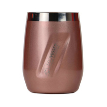 EcoVessel - Insulated tumbler mug Port - Rose Gold 296 ml