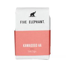 Five Elephant - Kenya Kamagogo AA
