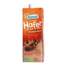 Natumi - Oats-Chocolate Calcium Unsweetened Drink 1L