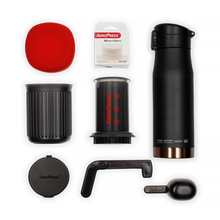Set: AeroPress Go + Asobu Liberty Canteen Travel Mug