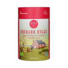 Just T - Rhubarb Hygge - Loose Tea 80g