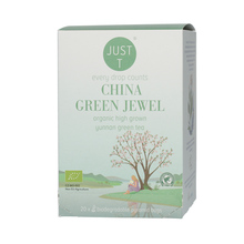Just T - China Green Jewel - 20 Tea Bags