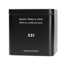 TEA OF THE MONTH: Teministeriet - 531 Black Vanilla Chai - Loose Tea 100g