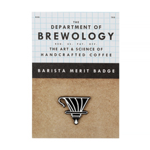 Department of Brewology - V60 Pin