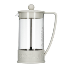 Bodum Brazil French Press 8 cup - 1l White