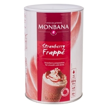 Monbana Strawberry Frappe