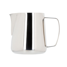 Barista Hustle Precision Milk Pitcher - 400 ml Polished Steel