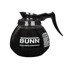 Bunn Black Handle Glass Decanter 1.9 L