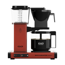 Moccamaster KBG 741 Select - Brick Red - Filter Coffee Maker