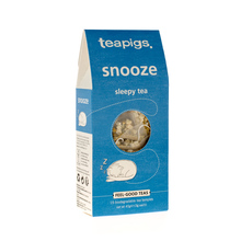 teapigs Snooze - Sleepy Tea - 15 Tea Bags