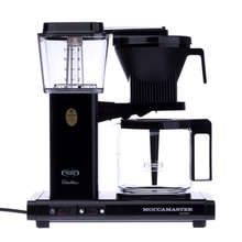 Moccamaster KBG 741 AO Black - Filter coffee machine