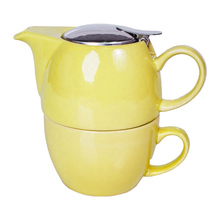 Mount Everest Tea - Green Tea For One Set