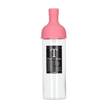 Hario Cold Brew Tea Filter-In Bottle - 750 ml Pink