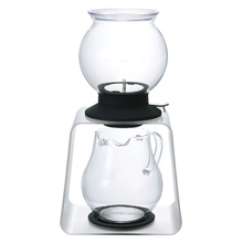 Hario Largo Tea Dripper - Tea Dripper and a stand