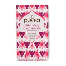 Pukka - Elderberry & Echinacea BIO - 20 Tea Bags