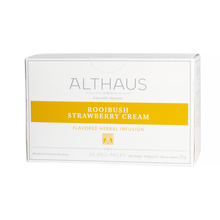 Althaus - Rooibush Strawberry Cream Deli Pack - 20 Tea Bags
