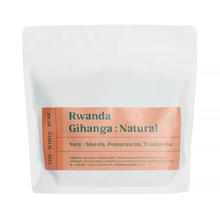 The White Bear - Rwanda Gihanga