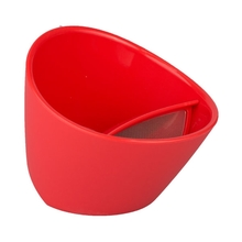 Magisso TeaCup - Coral Red