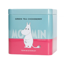 Teministeriet - Moomin Green Tea Chokeberry - Loose Tea 100g