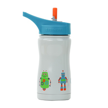 EcoVessel - Insulated Water Bottle Frost - Robots 400 ml