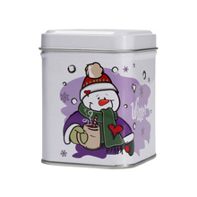 Mount Everest Tea - Christmas Tea Tin - Snowman 50g