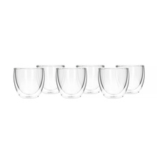 Bodum Pavina Extra Small Double-wall Glasses - 80 ml - 2 pieces