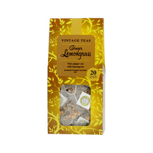 Vintage Teas Ginger Lemongrass - 20 Tea Bags (outlet)