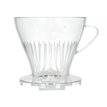 Melitta - Coffee filter (dripper) 1x4 - Transparent