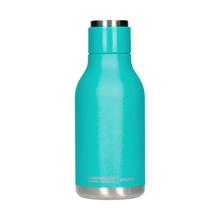 Asobu - Urban Water Bottle Turquoise - 460ml Travel Bottle